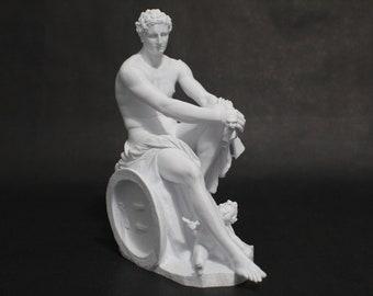 Ludovisi Ares (Mars) FDM 3D Printed Antonine Roman Sculpture Replica