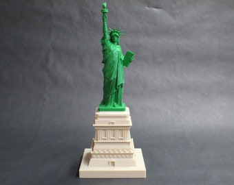 Statue of Liberty 3D Printed Statue