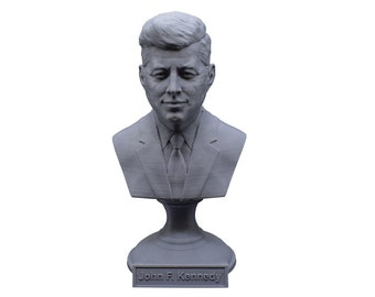 John F. Kennedy JFK USA President #35 5 inch Bust