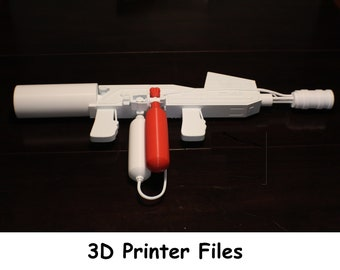 Nostromo Incinerator Digital Files for 3D printers