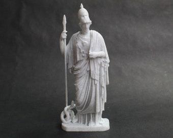 Athena Pallas Giustiniani 3D Printed Statue Replica