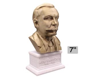 Arthur Conan Doyle British Writer 7 inch Bust