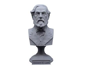 Robert E. Lee American Civil War General 5 Inch Bust