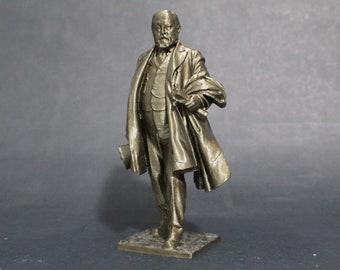 Benjamin Harrison Plaster Statue Replica from University Park, Indianapolis, Indiana