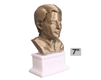 Ayn Rand, American Writer and Philosopher 7 inch Bust