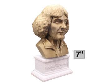 Nicolaus Copernicus Renaissance-era Polymath 7 inch Bust