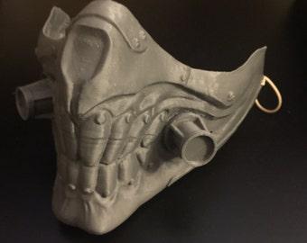Wearable Immortan Joe Mask Inspired by Mad Max Fury Road