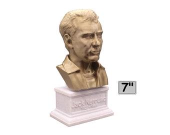 Jack Kerouac American Novelist 7 inch Bust