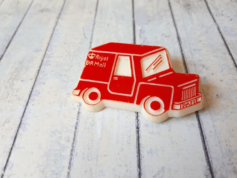 Postman pat badges set of 5