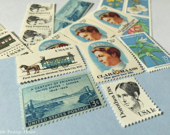 Classic Edition | Vintage Unused Postage Stamps | For 5 Letters | 52 Cents