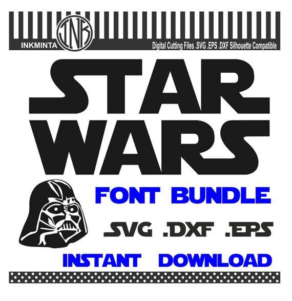 Star wars font svg, star wars svg, star wars font design, starwars logo svg  files,svg star wars, starwars No  18