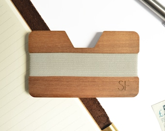 Wood business card holder etsy personalised business card holder wood business card holder wood wallet business card holder in wood personalized business card holder reheart Choice Image