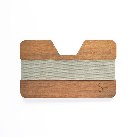 Personalisierte Visitenkarte Halter Holz Visitenkarte Halter Holz Brieftasche Visitenkartenhalter Aus Holz Personalisierte Visitenkarte Halter