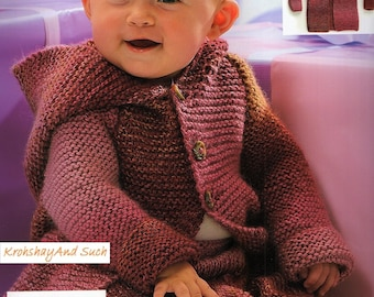 f7e0aec45 Knitted baby hoodie