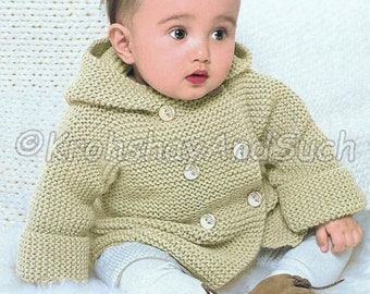 955f5ffc11bb Knitted baby hoodie