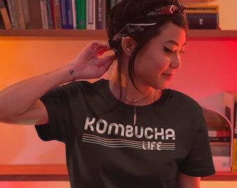 Kombucha Shirt - Short-Sleeve, Unisex, TShirt gift for Kombucha Fan