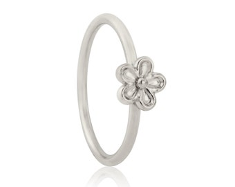 Blossom Stacking Ring
