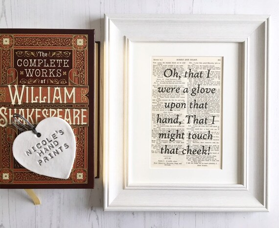 I wish my horse Dictionary Print Quote Art Shakespeare Much do about nothing