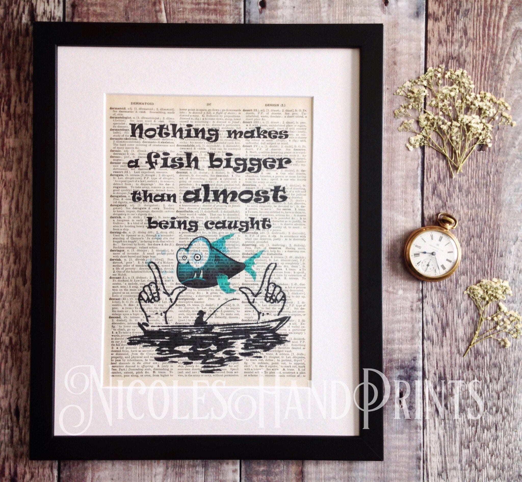 Funny Fishing Christmas Gift For Dad Brother Son Nephew Uncle