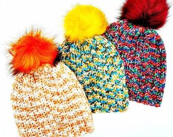 Kayak Beanie PDF crochet pattern
