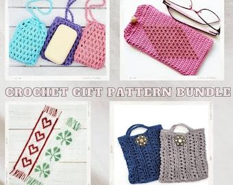 Crochet Gift Pattern Bundle