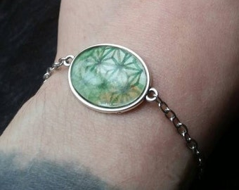 Asanoha bracelet