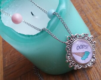 "Necklace ""Oops"""