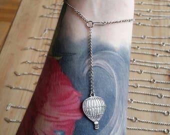 Simple hot air balloon bracelet