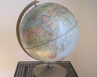 """Replogle GLOBE, 12"""" Diameter, Vintage"""