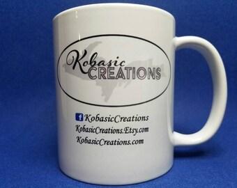 Custom coffee mugs / themed mugs / Customized coffee cup with company logo / business mugs with logo / Personalized mugs / Printable Mugs