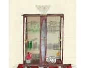 Jamaica Cupboard