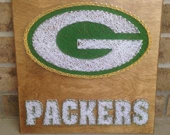 Packers Nail Art Etsy