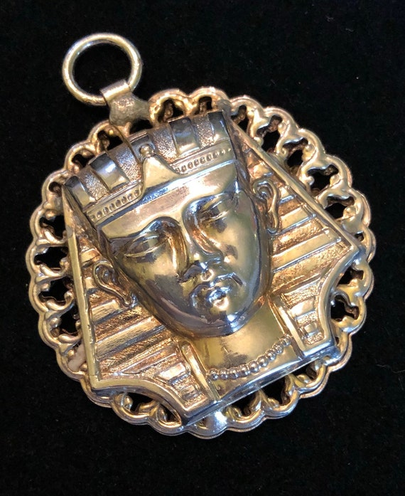 Late 1920's Egyptian Revival- King Tutankhamen-Lar