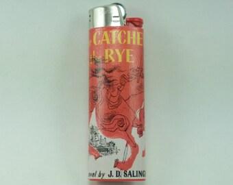 Custom The Catcher in the Rye Lighter