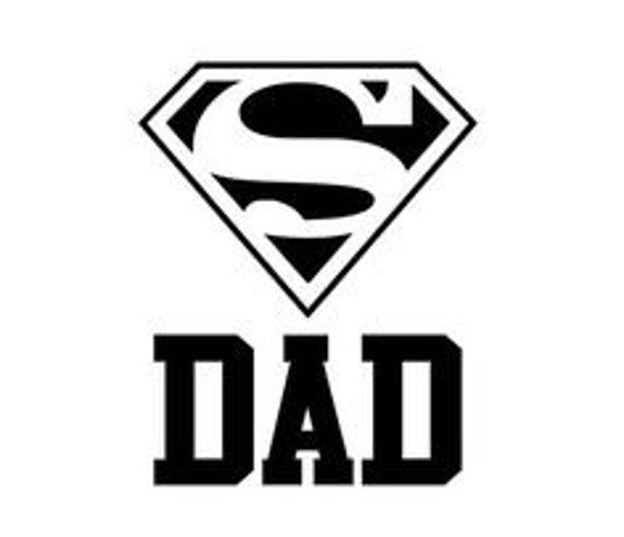 Fathers Day Super Dad Svg Collection Svg Files For Etsy