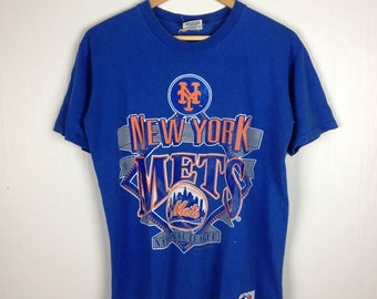 low priced 3a132 a370c Mets jersey | Etsy