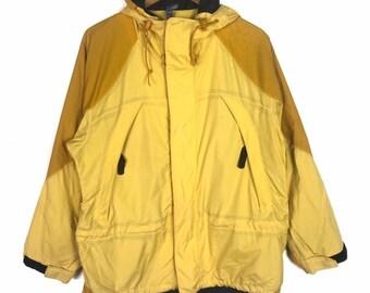 a8794b0778c22 Nike yellow jacket   Etsy