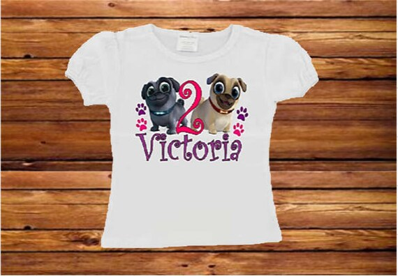 Puppy Dog Pals Birthday Shirt