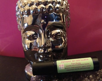 Pain Away essential oil roller, all natural