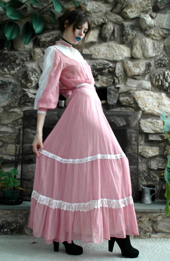 Gunne Sax Prarie Dress