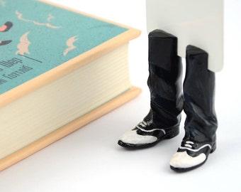 Gangster bookmark, fun bookmarks, handmade bookmark, bookmarks for books, bookmarks, unique bookmark, cute bookmarks, bookmark for books