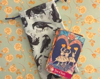 Tarot Card Bags   Witchy Bag   Mystical Tarot   Tarot Accessories