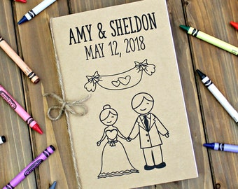 Kids Wedding Activities, Kids Wedding Favors, Kids Wedding Favors, Kids Wedding Activity Pack, Wedding Games, Wedding Activity Pack, Crayons