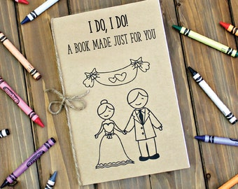 Wedding Coloring Book for Kids, Wedding Activity Book, Activities for Kids, Wedding Activity Pack, Wedding Kids Table, Kids Activity Sets