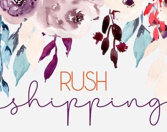 Rush Shipping - Canada