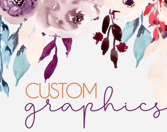 Custom Graphics for Wedding Activity Books | Flat Fee Per Order | Add Qty. 1 to Cart to Pay Fee