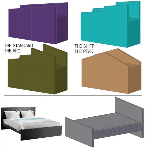 Contremarches De Lit Pour Lit Malm Ikea