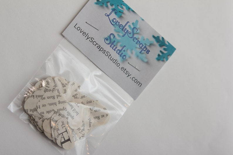 Harry Potter Party Owl Confetti and crafting journaling For Harry Potter Parties