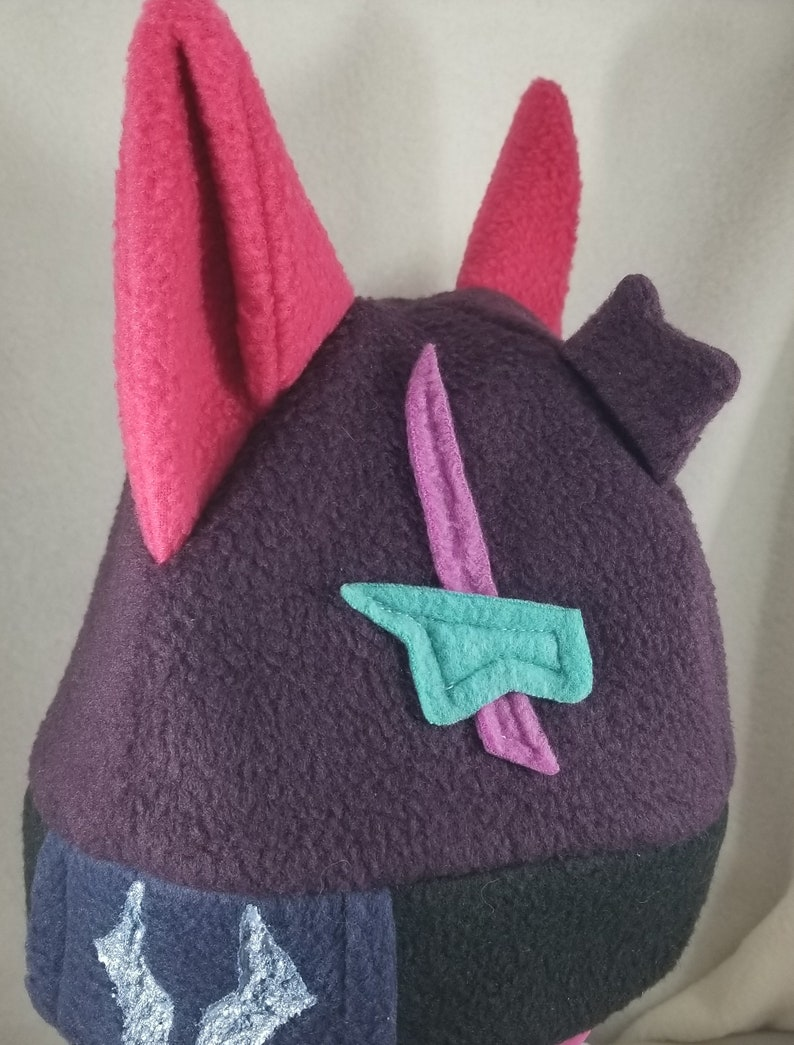 Pop Style Magical Friendship Kitty Cat Hat Commander Version