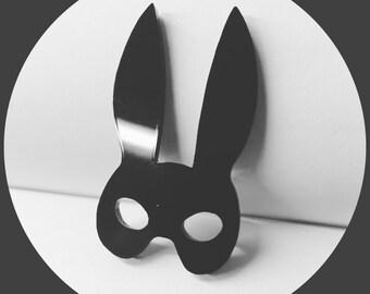 Bunny Mask Pin
